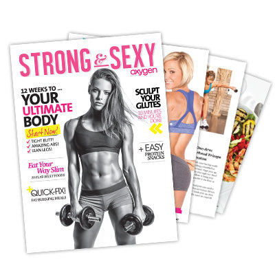 Strong & Sexy 12-Week Plan