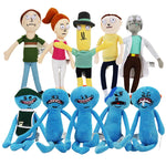 Rick and Morty Plushie Collectibles (Collect all 10 Designs!)