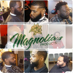 Magnolia's Products Men with Beard Collage