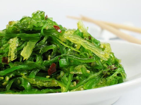 Seaweed, Source to help prevent hair loss