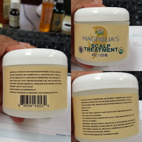 Wholesale- Scalp Treatment