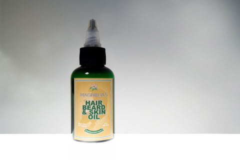 Hair Beard Skin Oil