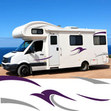Large Motorhome / Camper Graphics Set 3