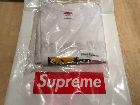 Supreme Brooklyn Box Logo