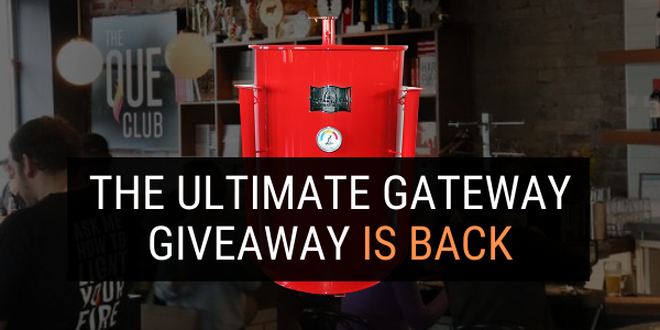 The Ultimate Gateway Giveaway is back!