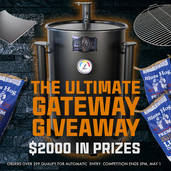The Ultimate Gateway Giveaway
