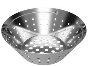 "Big Green Egg ""Stainless Steel Fire Bowl"" - Large"