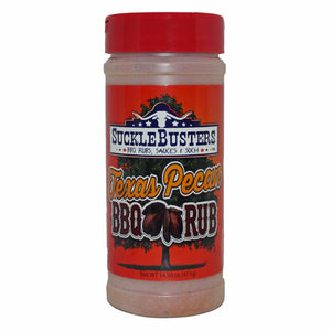 Sucklebusters Texas Pecan BBQ Rub 14.5oz