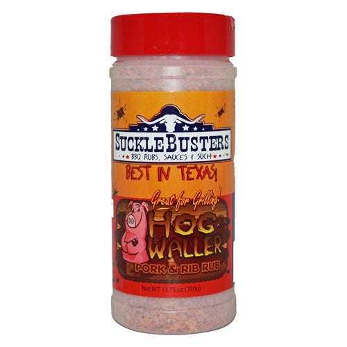 Sucklebusters Hog Waller BBQ Rub 12oz