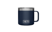 "Load image into Gallery viewer, YETI ""Rambler"" 14oz Mug"