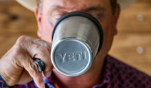 "Load image into Gallery viewer, YETI ""Rambler"" 20oz Tumbler - Handle"
