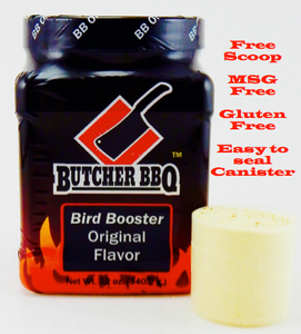Butcher BBQ Bird Booster Injection