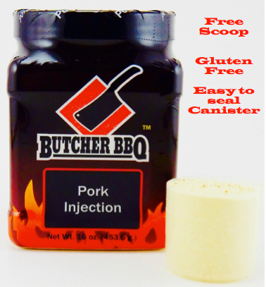 Butcher BBQ Pork Injection