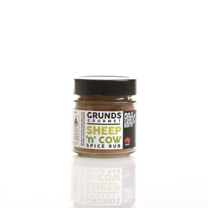"Grunds Gourmet ""Sheep 'n' Cow"" Spice Rub"