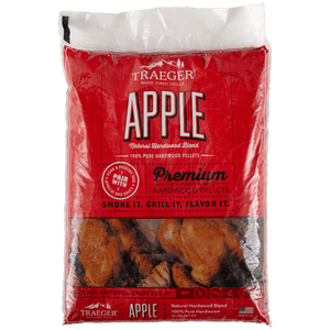"Traeger ""Apple"" Pellets"