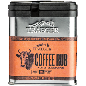 "Traeger ""Coffee"" Rub"