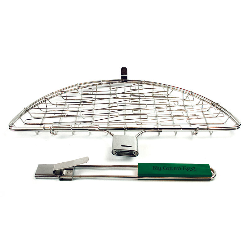 Expandable Flexi-Grill Basket
