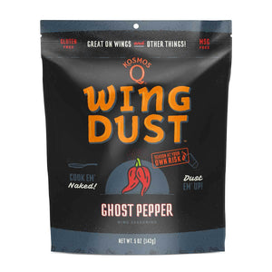 Ghost Pepper Wing Dust
