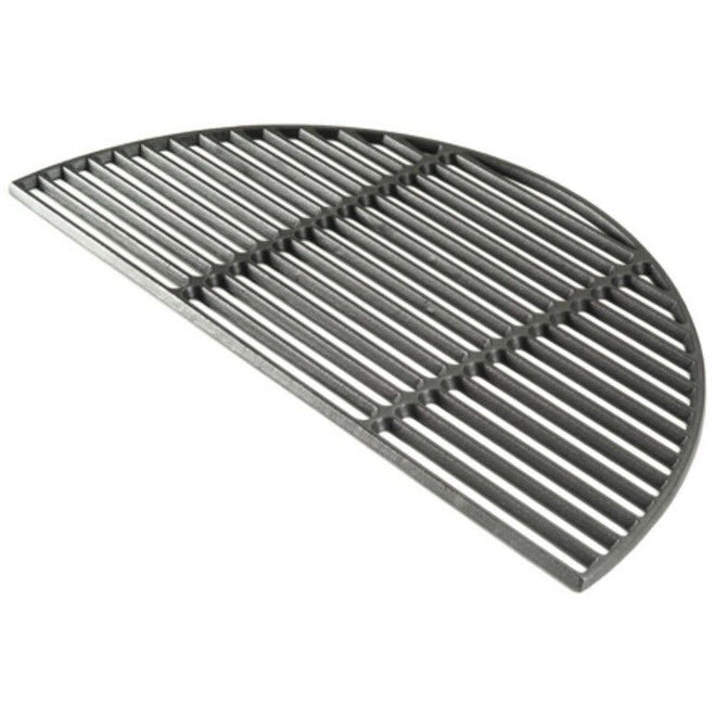 Cast Iron Half Moon Dual Side Grid for XL EGG