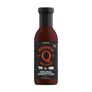 KOSMOS Competition BBQ SAUCE 15 OZ