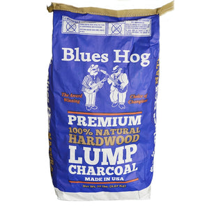 Blues Hog Natural Lump Charcoal 9kg (20lb)