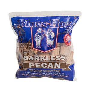 "Blues Hog ""Barkless Pecan Wood"" Smoking Chunks"