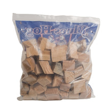 BLUES HOG BARKLESS PECAN WOOD CHUNKS 300CU IN.