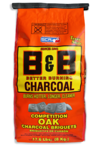 "B&B ""Oak"" Charcoal Briquette 8kg"