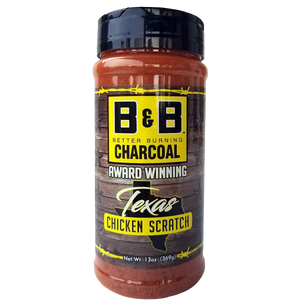 "B&B ""Texas Chicken Scratch"" Rub"