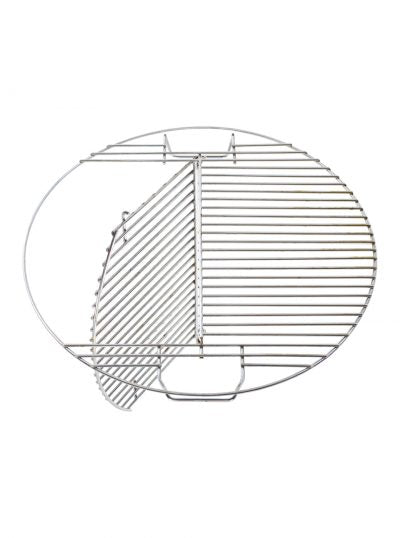 Pit Barrel Cooker - Hinged Grill Grates