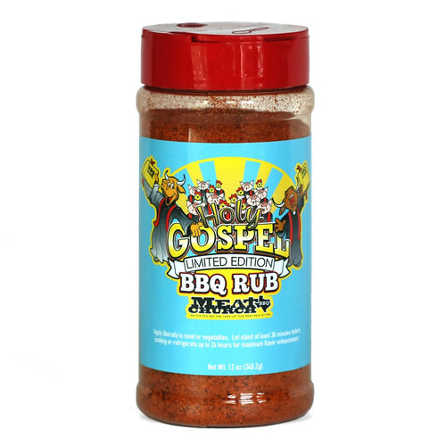 Meat Church Holy Gospel Rub
