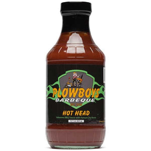 Plowboys Hot Head Sauce
