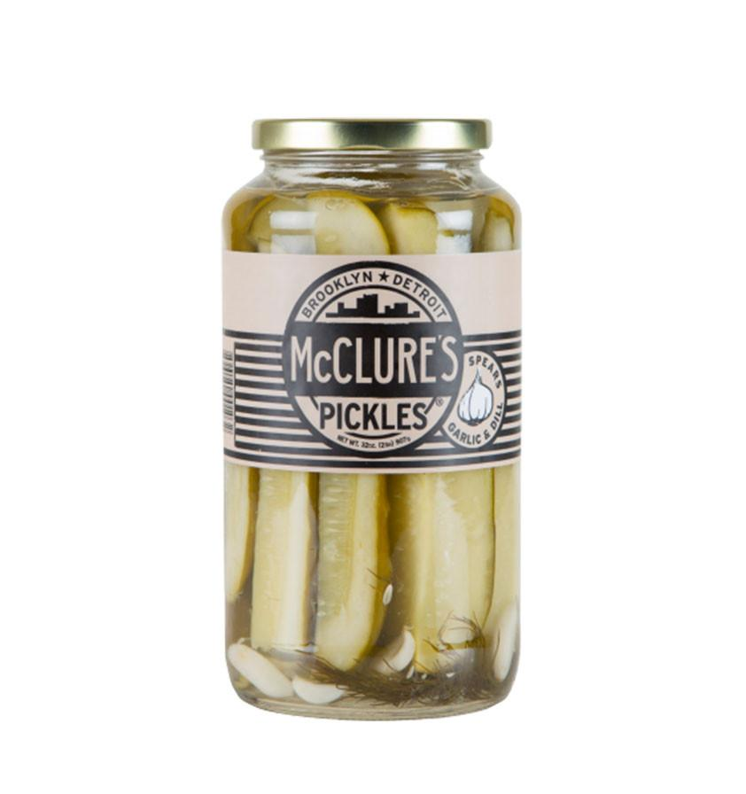 McClures Garlic & Dill Pickle Spears