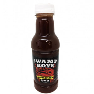 "Swamp Boys ""Bootleg Red"" BBQ Sauce"