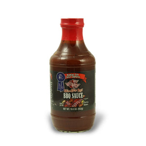 Three Little Pigs KAnsas City Spicy Chipotle Bottle 19.5 oz