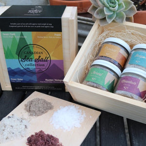 THE ULTIMATE SEA SALT COLLECTION
