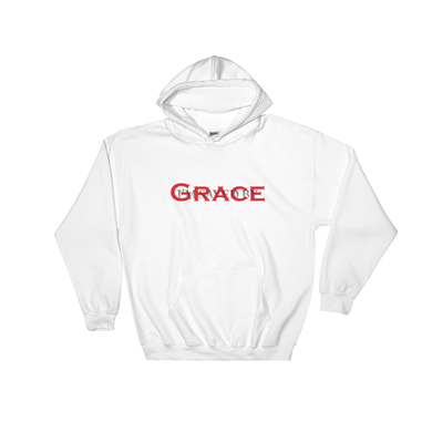 Saved by Grace Hooded Sweatshirt