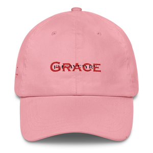 Saved By Grace-Classic Dad Cap
