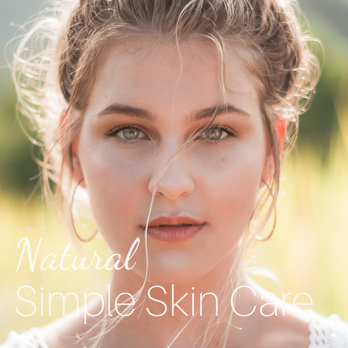 Simple, natural skincare