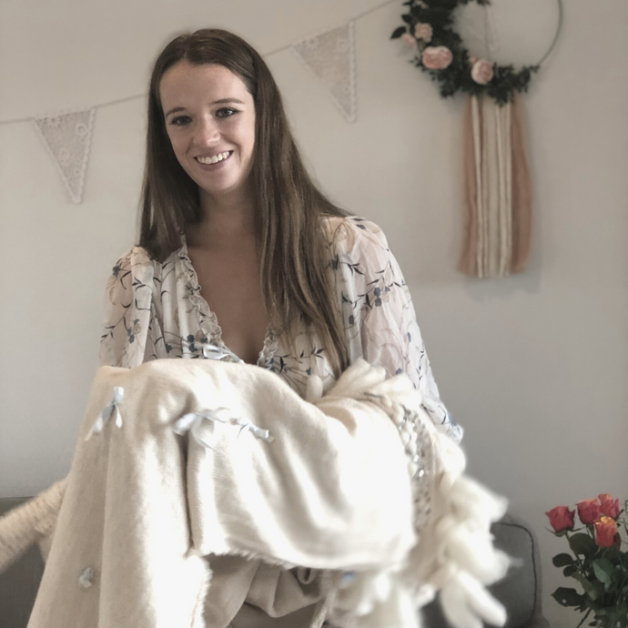 MEDIA RELEASE   Australian Wedding Blanket – the new traditional gift
