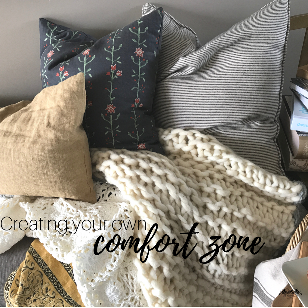 Create your comfort zone with The Flying lamb