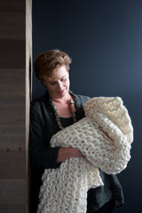 Linda Reeve, Chief maker and Doer of All Things at The Flying Lamb