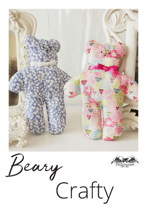 Beary Crafty - pattern