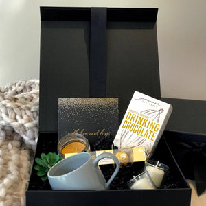 The Cosy Box - lots of love and hugs in a beautiful big box