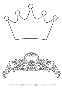 Crowning Glory - Crafternoon pattern