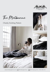 'The Melbourne' Knitting Pattern