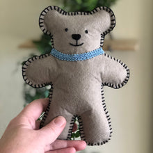 Beary Crafty - Crafternoon pattern