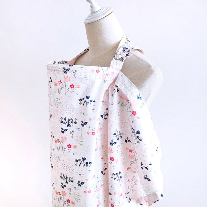 Bouquet Nursing Cover