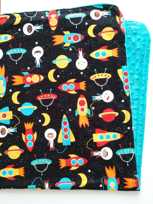 Space Cloud Blanket