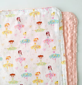 Ballerinas Cloud Blanket